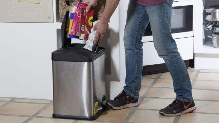 Ny måde at sortere affald på!